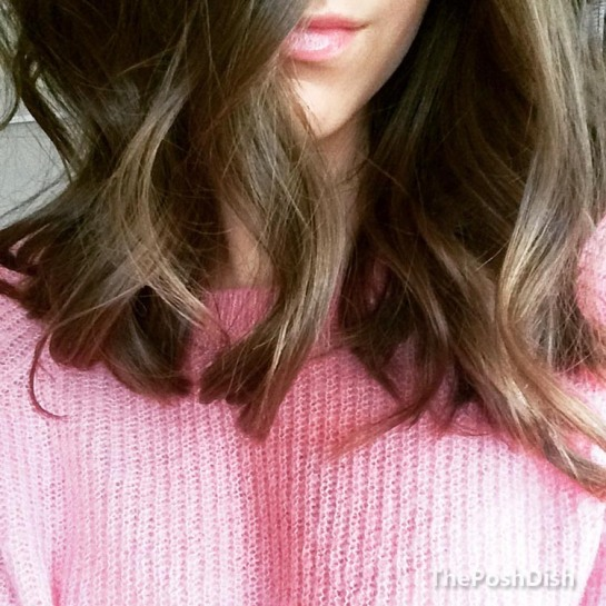 short hair, split ends, split ends remedy, wavy hair, bob, haircut
