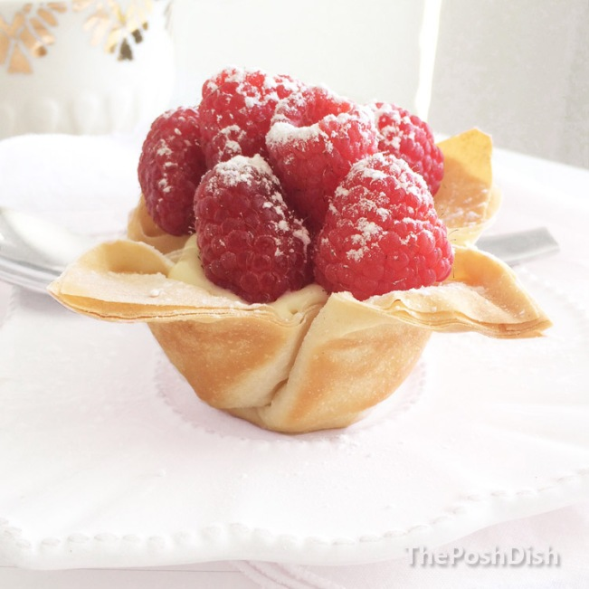 raspberry basket